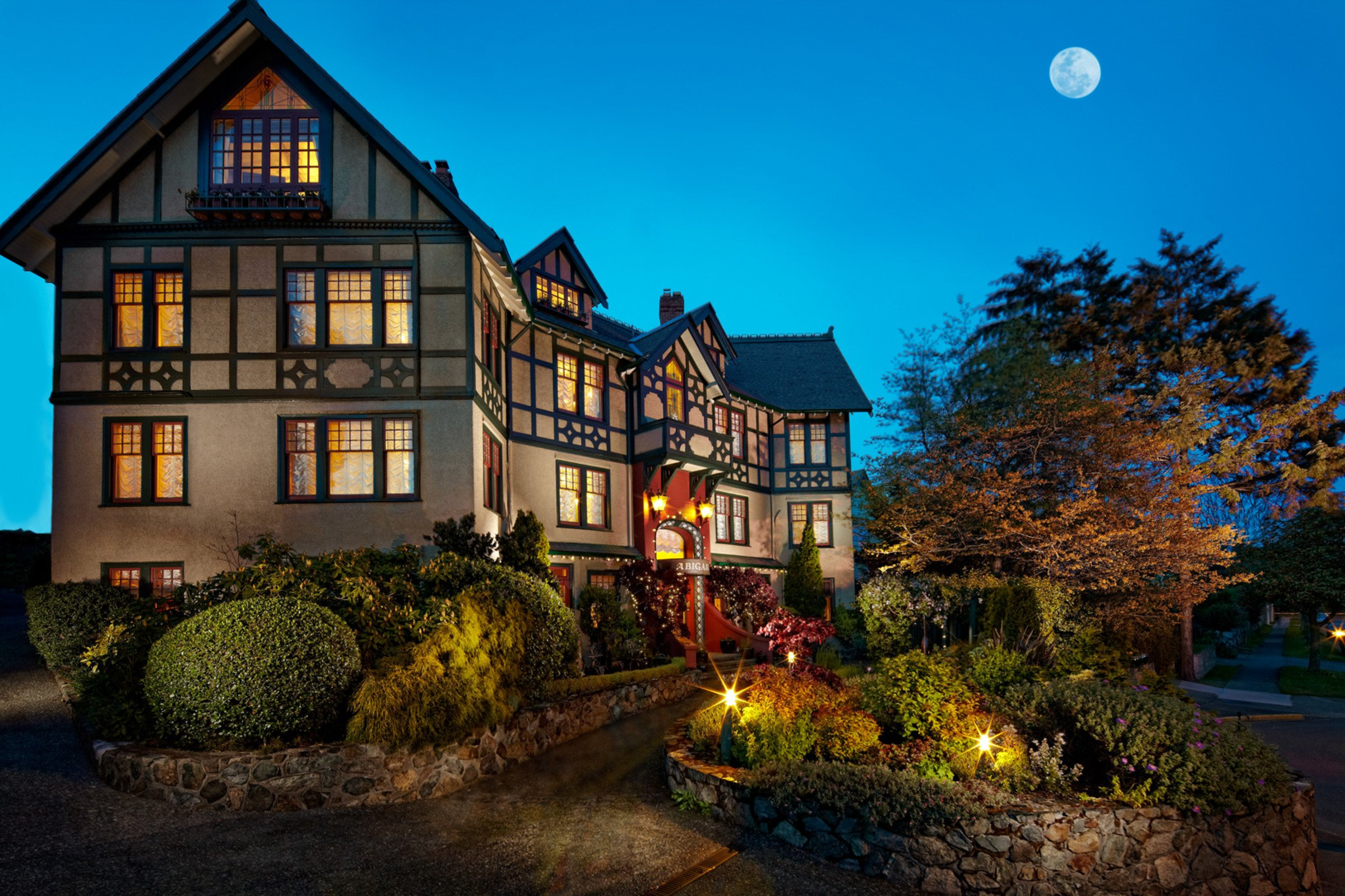 Victoria Bc Lodging Bed And Breakfast