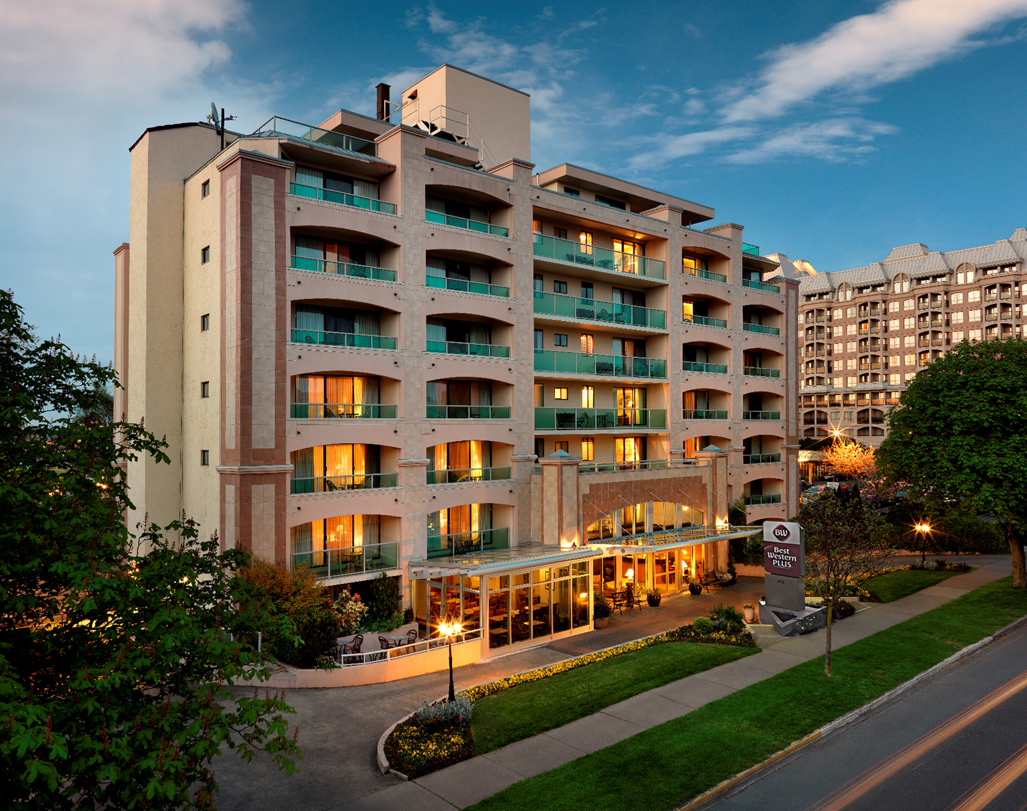 Best Western Vancouver Bc Sands Hotel