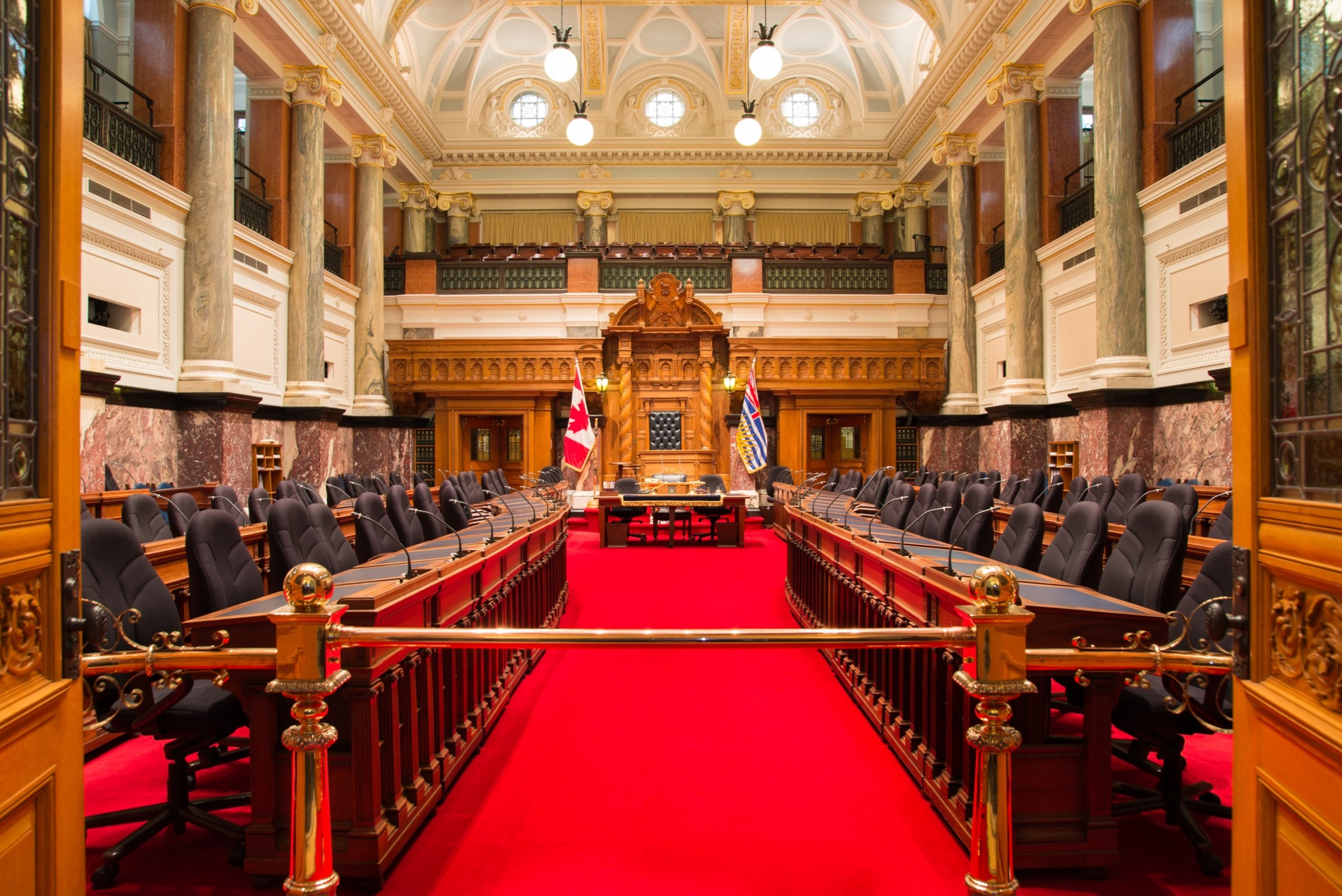 British Columbia Parliament Buildings | Tourism Victoria