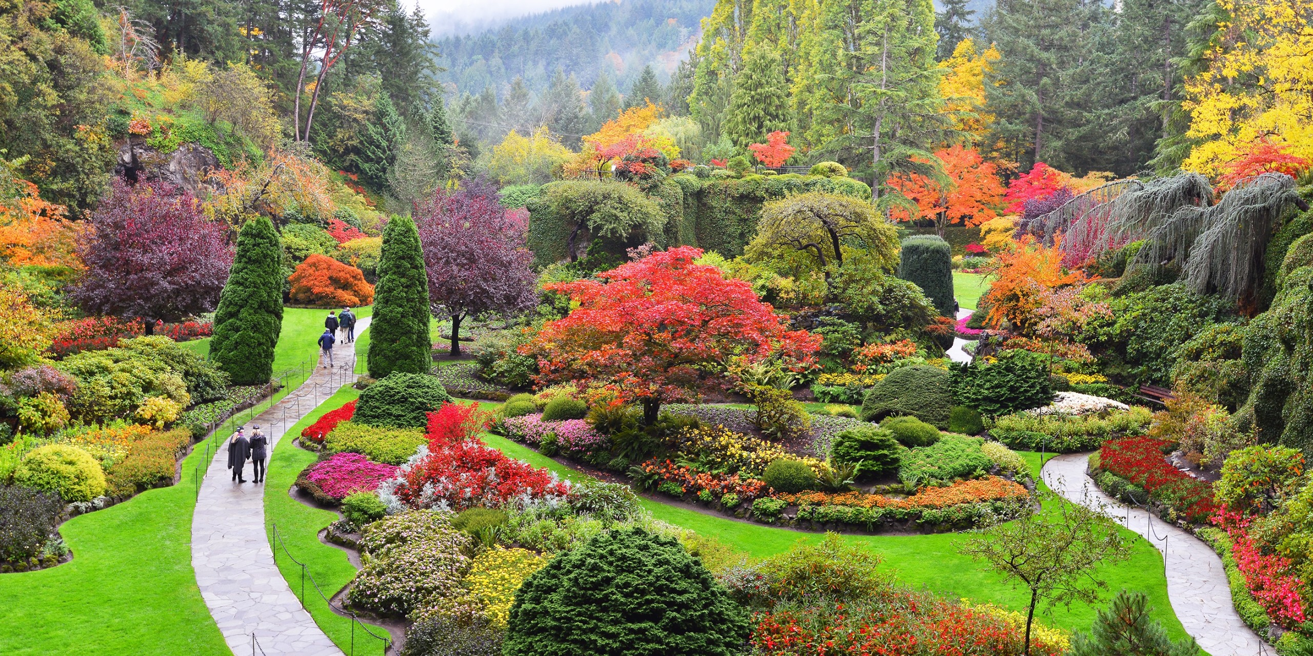 The butchart gardens tourism victoria thecheapjerseys Image collections