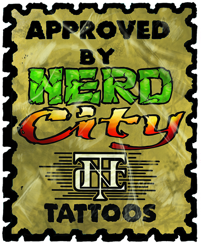Nerd City Tattoos