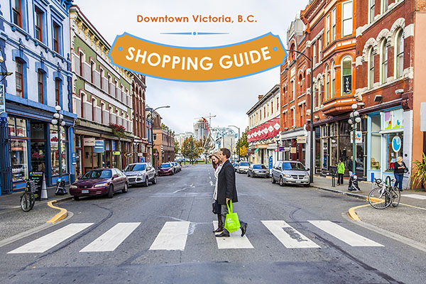 your downtown victoria b c shopping guide tourism victoria. Black Bedroom Furniture Sets. Home Design Ideas