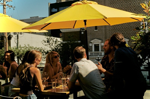 The Livet Eatery Downtown Victoria