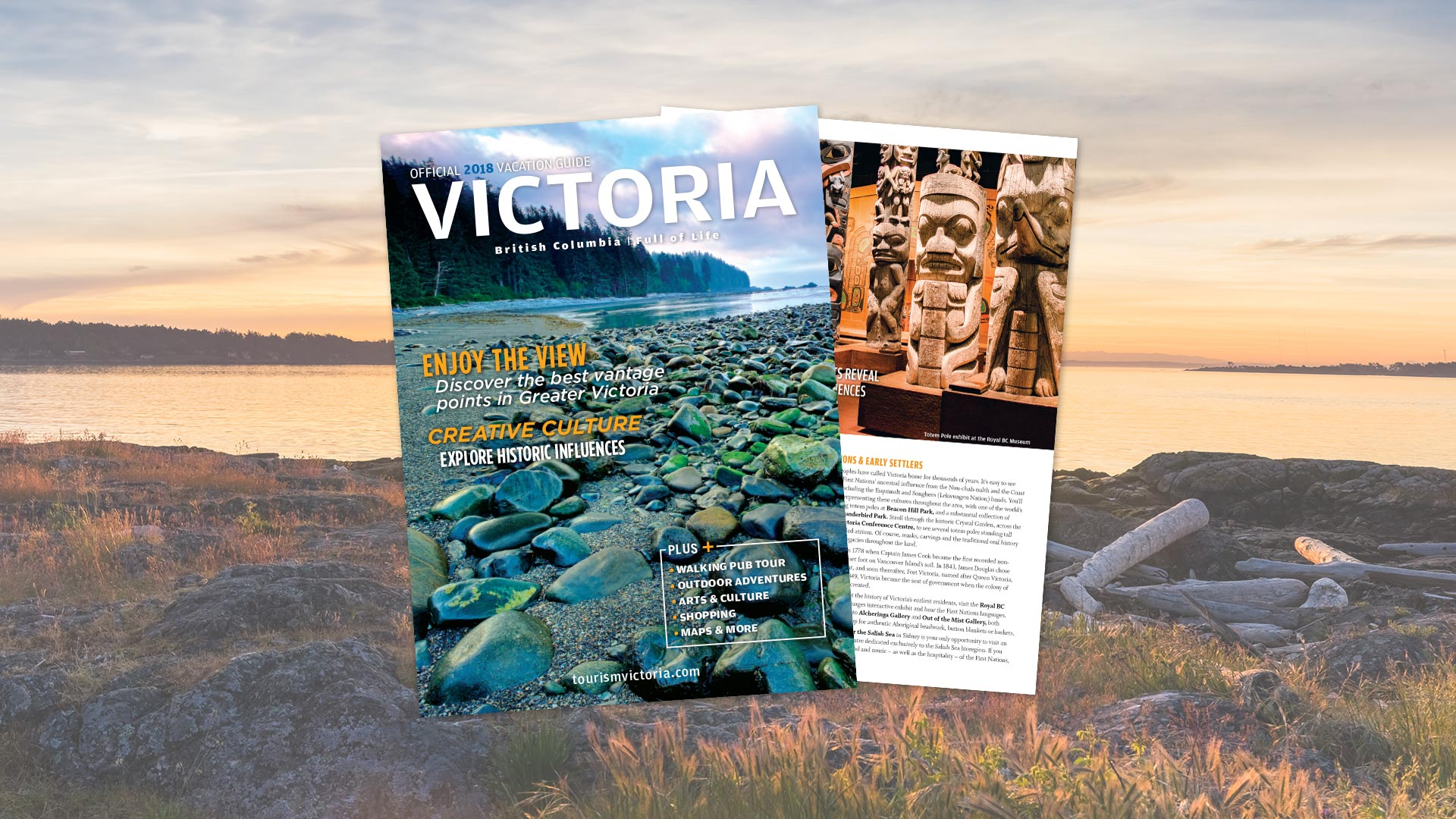 Sales Support Materials Tourism Victoria